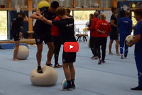 Unieke Training Voor Jeugd Sc Heerenveen