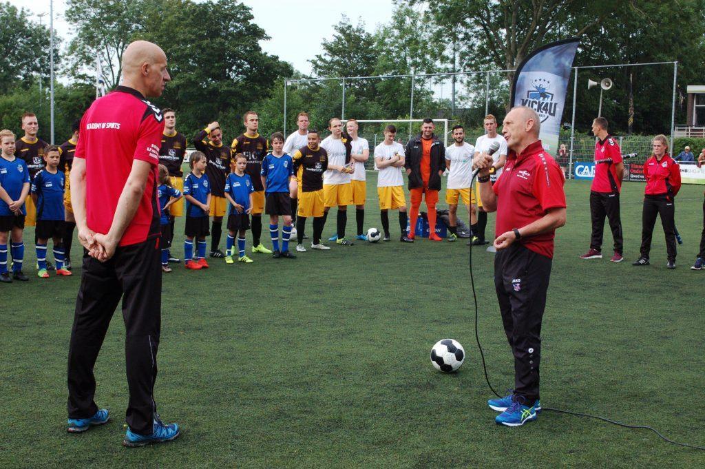 Nu Ook Voetbalschool In Bolsward