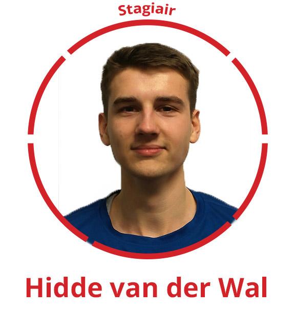 Hidde Van Der Wal