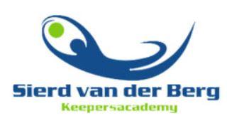 Sierd Van Der Berg Keepersacademy