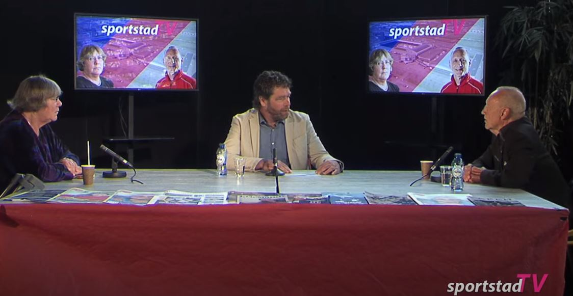 SportstadTV, Tjalling Van Den Berg Over De Fitte Frisse Fries En ECO-Coaching
