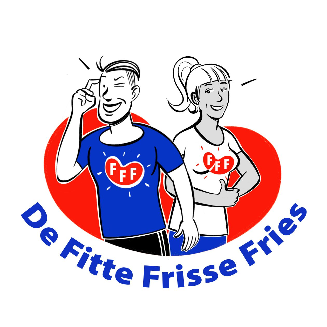 De Fitte Frisse Fries!
