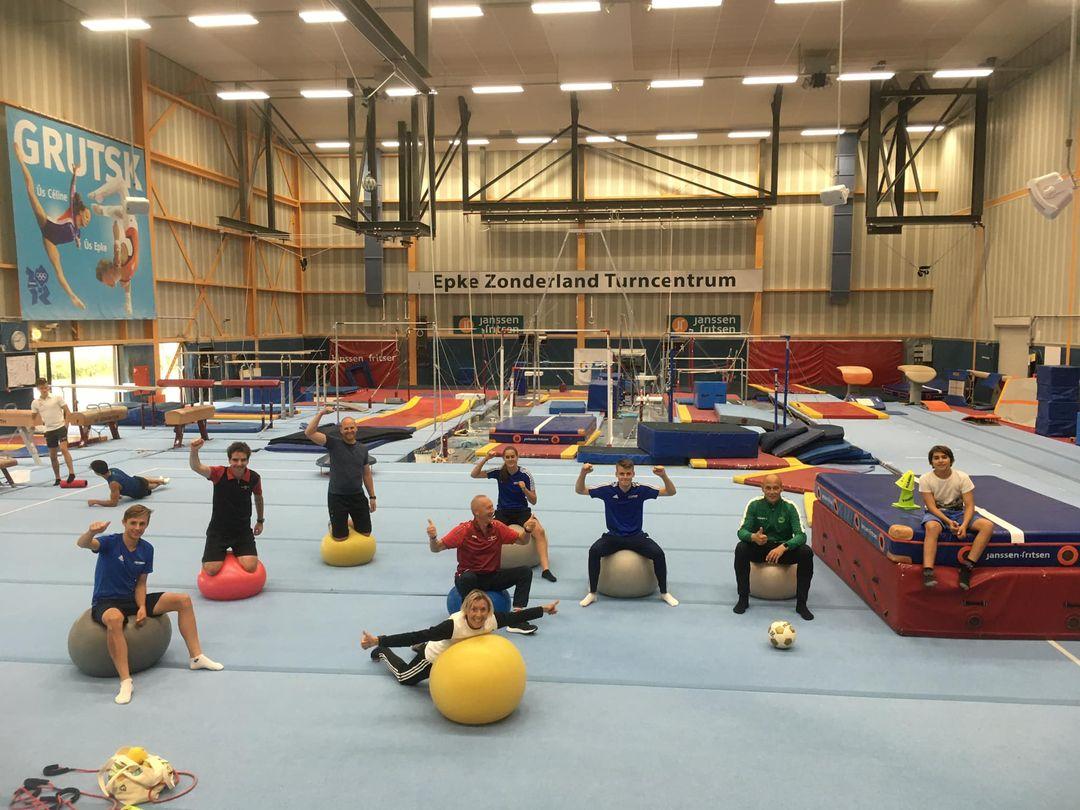 Friesland College Topsportstudenten Werken Aan Doelen!