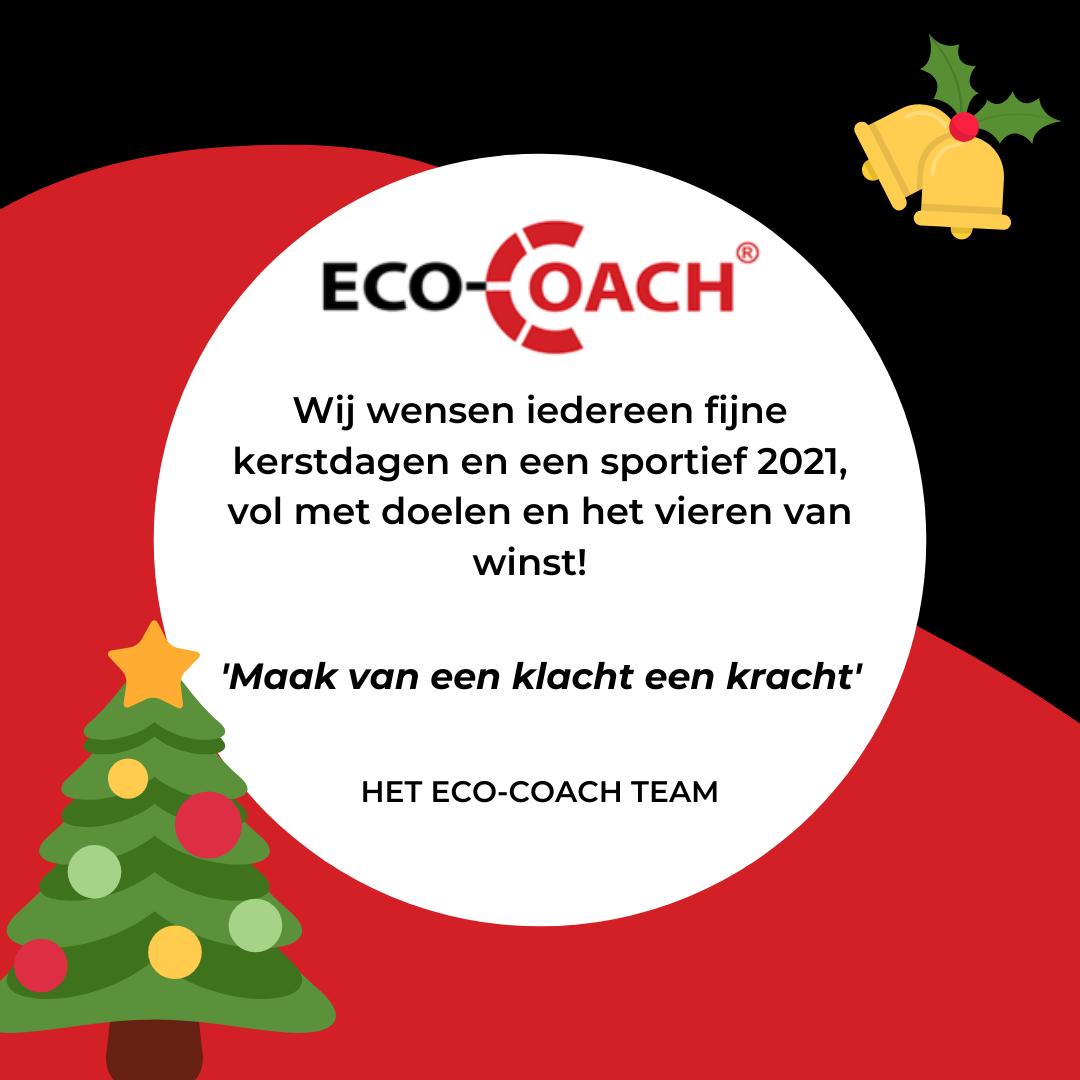 Kerstgroet Van Het ECO-Coach Team